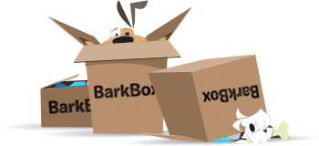 Image of BarkBox boxes